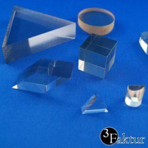 PolyJet MJM VeroClear transparenter 3D Druck