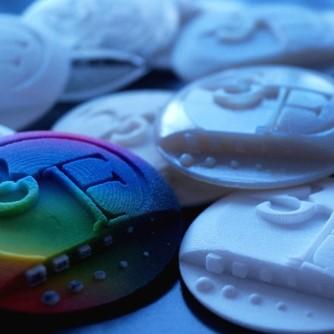 3D-Druck-Materialauswahl-Symbolbild